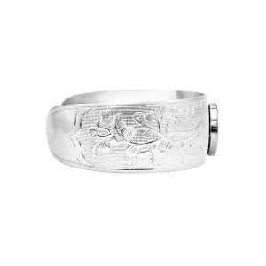 1 пуговица Покрытие Яркий серебряный браслет с кнопками подходит для ювелирных изделий с кнопками