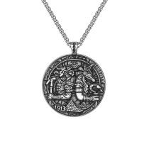 Stainless Steel Hip Hop Rock Cool Necklace