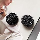 20 мм высокое качество металлическая простота посеребренные позолоченные шармы с кнопками подходят для ювелирных изделий с кнопками 20 мм