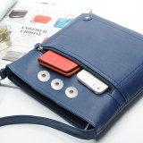 Neue europäische und amerikanische Damen-Umhängetasche, lange Umhängetasche, weibliche Tasche für 18-mm-Stücke
