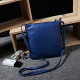 Neuer Stil tragbare Autonähte Drehschnalle kleine Umhängetasche Umhängetasche weibliche Tasche für 18mm Stücke