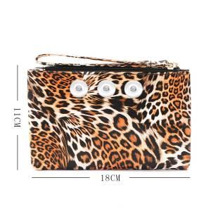 Nouveau style PU motif crocodile dames porte-monnaie européen et américain simple embrayage ajustement morceaux de 18 mm