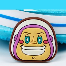 Kid junior style pulsera de silicona PVC accesorios de dibujos animados luminosos dibujos animados creativos