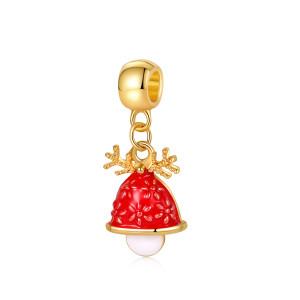 Christmas jewelry gift calendar cloth bag bracelet necklace beads diy gift set