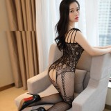 Sexy lingerie stockings set pajamas combination