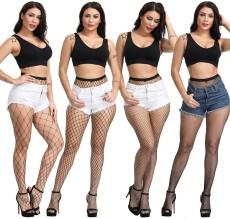 4pcs/lot Hollow and enlarged European size long-tube fishnet stockings, lace fishnet stockings, mesh pantyhose, thigh stockings, fishnet stockings
