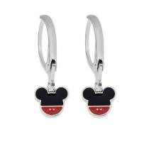 Boucles d'oreilles petit accessoire en acier inoxydable