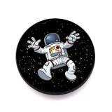 金属地球外ET塗装金属20mmスナップボタン漫画パターン