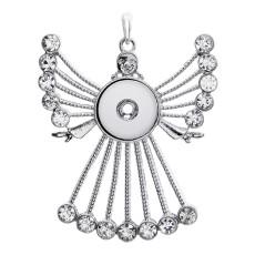 Bouton pression bijoux DIY Pendentif fit 20MM snaps