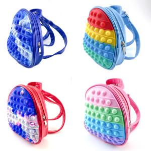 Новый рюкзак pioneer для борьбы с грызунами, мужской и женский рюкзак, рюкзак для учащихся начальной школы, декомпрессионный пузырь, музыкальный рюкзак, декомпрессионный рюкзак