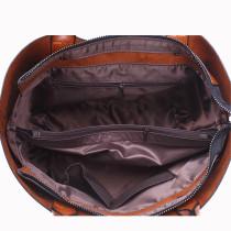 バッグレディースカジュアル大容量シンプルワンショルダーメッセンジャーポータブルトートバッグ