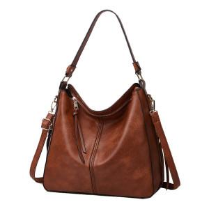 バッグ、レディースバッグ、新しいクロスボディショルダーバッグ、トレンディなポータブルトートバッグ