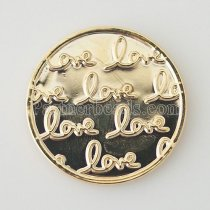 33 mm Alloy Coin fit Locket jewelry type086