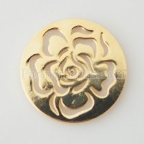 33 mm Alloy Coin fit Locket jewelry type084