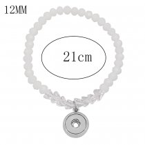 1 buttons With  Adjustable snap  bracelet fit snaps jewelry KS1272-S