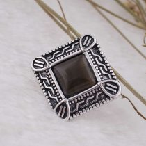 20MM snaps chunks with black rhinestone interchangeable jewelry