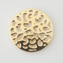 33 mm Alloy Coin fit Locket jewelry type083