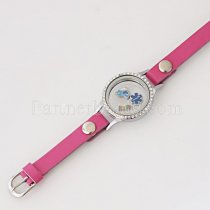 Dia 30 MM Floating Locket fit Bracelet de montre