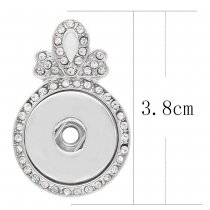 Pendant of necklace without chain KC0453 fit snaps style 18/20mm snaps jewelry