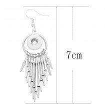 snap earring fit 12MM snaps style jewelry KS1253-S