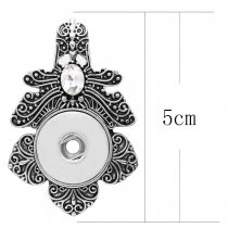 Pendant of necklace without chain KC0451 fit snaps style 18/20mm snaps jewelry