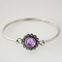 Bangle for changeable Charms 002