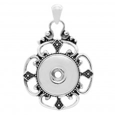 Pendant of necklace without chain KC0450 fit snaps style 18/20mm snaps jewelry