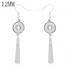 snap earring fit 12MM snaps style jewelry KS1257-S