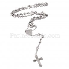 Cross Stainless steel necklace with pendants TA3002 80CM new type Necklace fashion Jewelry