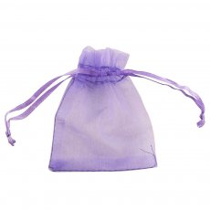 1 piece Small  GIFT BAG 7X9 CM purple color