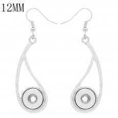 snap earring fit 12MM snaps style jewelry KS1255-S