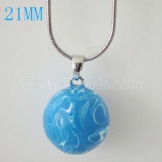 The Pendant of 21mm Bell Ball