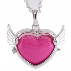 Angel Caller Necklace fit 25MM Love shape exclude Love shape pendant  AC3771S