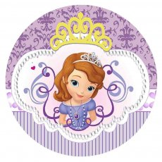 20MM Painted princess enamel metal C5790 print snaps jewelry