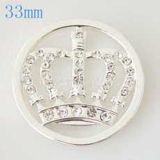 33 mm Alloy Coin fit Locket jewelry type012