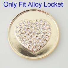 33 mm Alloy Coin fit Locket jewelry type081