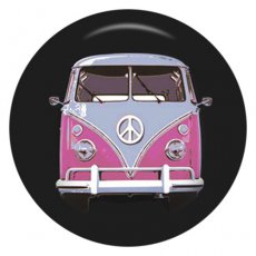 20MM car Painted enamel metal C5572 print snaps jewelry