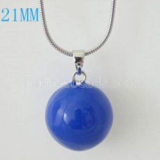 El colgante de 21mm Bell Ball