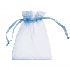 Middle GIFT BAG 7*9CM light blue