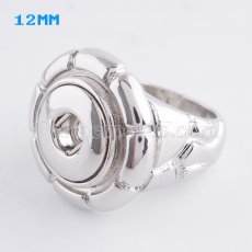8# snaps metal Ring fit mini 12mm snap chunks