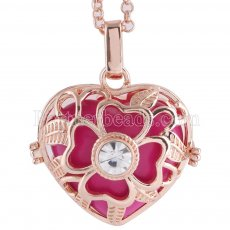 Angel Caller Necklace fit 25MM Love shape exclude Love shape pendant  AC3773R