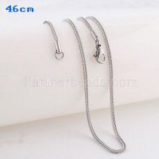 46CM Stainless steel fashion chain fit all jewelry