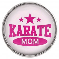 20MM snap glass Karate mother C0996 interchangeable snaps jewelry