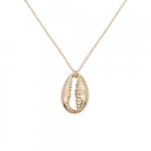 Shell Ocean-style gold metal TA3110 46CM new type Necklace fashion Jewelry