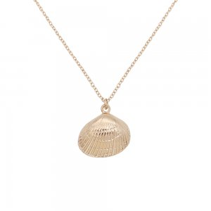 Shell Ocean-style gold metal TA3113 46CM new type Necklace fashion Jewelry