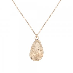 Big Shell Ocean-style gold metal TA3112 46CM new type Necklace fashion Jewelry
