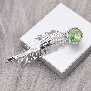 hairpin snap sliver Pendant   fit 12MM snaps style jewelry KS0373-S