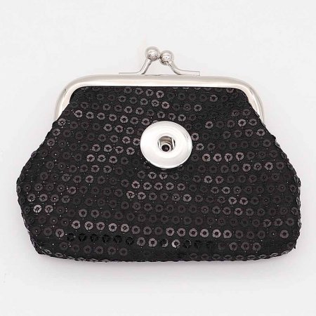 7*9CM Snaps coin purse fit 18mm chunks
