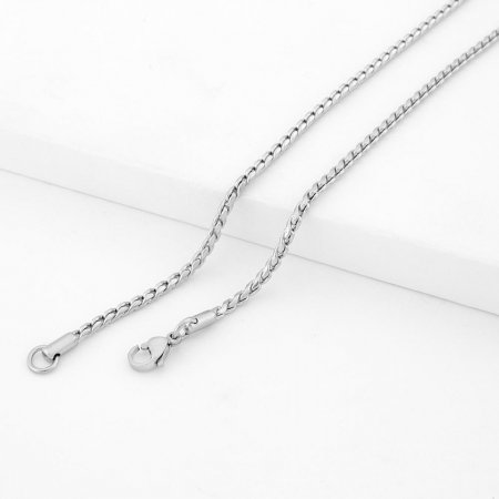 80CM Stainless steel fashion rope chain fit all jewelry