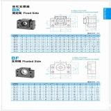 Ballscrew End Supports1pcs BK15 + 1pcs BF15 2005 2010 ballscrew End Support CNC Parts for SFU2005 SFU2010